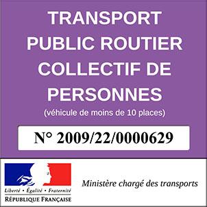 Vignette transport de personne
