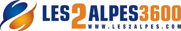 Logo Les 2 Alpes