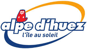 Logo Alpe d'huez taxi transfert navette