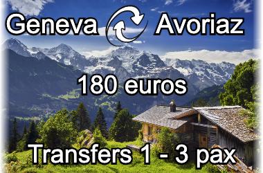 Price Avoriaz 180